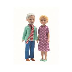 DJECO Puppenhaus - Die Großeltern Puppenhausmöbel