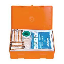 SÖHNGEN Verbandskasten KIEL KU DIN 13157 orange