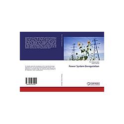 Power System Deregulation