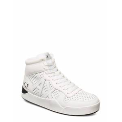 Armani Exchange Plastic Sneaker Hohe Sneaker Weiß ARMANI EXCHANGE Weiß 40