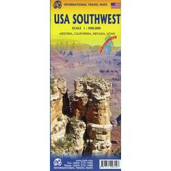 USA Southwest 1 : 900 000