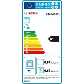 Bosch HBG635BS1