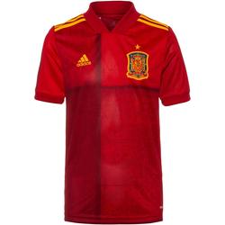 adidas Spanien EM 2021 Heim Trikot Kinder in victory red, Größe 152 victory red 152