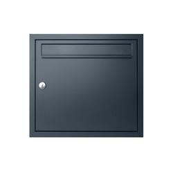 MOCAVI Briefkasten MOCAVI UP1 Unterputz-Briefkasten anthrazit-grau RAL 7016