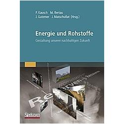 Energie und Rohstoffe - Buch