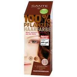 Sante Maronenbraun Haarfarbe 100g