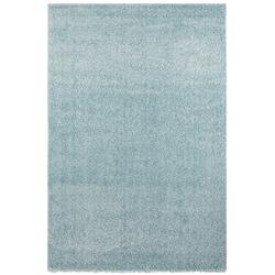 Preiswerter Uni Teppich - Soho (Ocean; 60 x 110 cm)