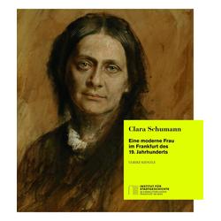 Clara Schumann als Buch von Ulrike Kienzle