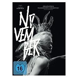 November - DVD  Filme