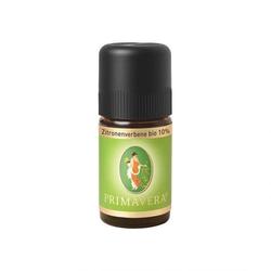 Primavera® - Ätherisches Öl - Zitronenverbene Bio 10 % - 5 ml