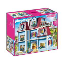 Playmobil® Konstruktions-Spielset PLAYMOBIL® 70205 Mein Großes Puppenhaus