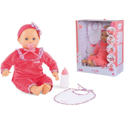 Corolle® Babypuppe Lila Chérie, mit Vanilleduft