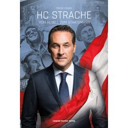 HC Strache als Buch von Martin Hobek