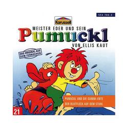 Universal Hörspiel CD Pumuckl 21 - Pumuckl und die Gummi-Ente/ Der