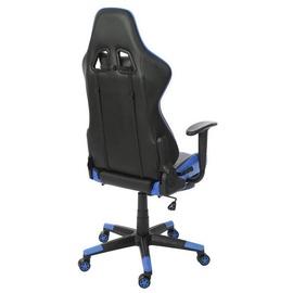 150kg belastbar Fußstütze schwarz//grau Relax-Bürostuhl MCW-D25 XXL Gamingstuhl
