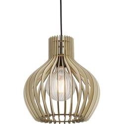 Nordlux Groa 45683014 Pendelleuchte LED E27 60W Braun