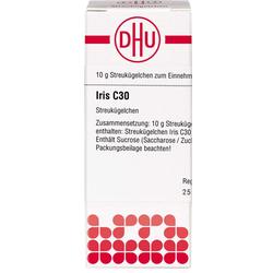 IRIS C 30 Globuli 10 g