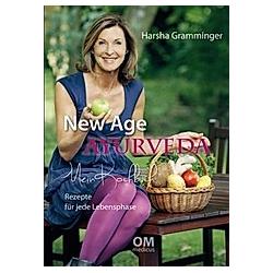 New Age Ayurveda - Mein Kochbuch. Harsha Gramminger  - Buch