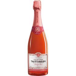 Champagne Brut Prestige Rose 70% Pinot Noir, 30% Chardonnay uChampagne Taittingeru