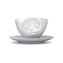 fiftyeight Kaffeetasse Och Bitte weiß