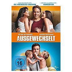 Wie Ausgewechselt - DVD  Filme