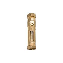 Durchflussmengenbegrenzer Anschluss 22 mm 8 - 28 l/min