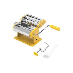 bremermann Nudelmaschine Nudelmaschine Edelstahl gelb