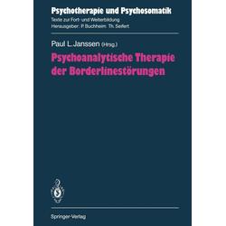 Psychoanalytische Therapie der Borderlinestörungen: eBook von
