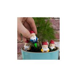 GIFT REPUBLIC Dekofigur 4-tlg. Mini Gartenzwerge