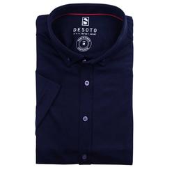 Desoto Kurzarmhemd Desoto - Slim Fit M