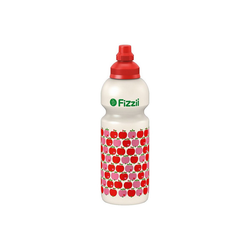 Fizzii Trinkflasche rot