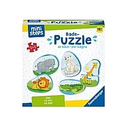 Bade-Puzzles: Zoo