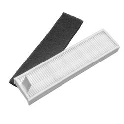 vhbw Staubsaugerfilter Ersatz für Ecovacs D-S652 Filter für Staubsauger, Feinstaubfilter