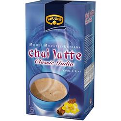 Krüger Chai Latte Vanille Zimt Classic India extra cremig 2er Pack