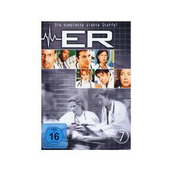 E.R. - Emergency Room Staffel 7 DVD