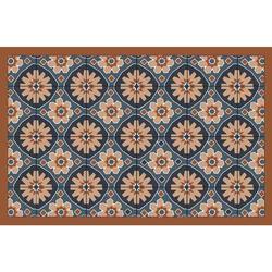 Akzente Fußmatte Fliesen Gallery Terra 50x80 cm