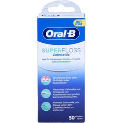 ORAL B Zahnseide Superfloss 1 St.
