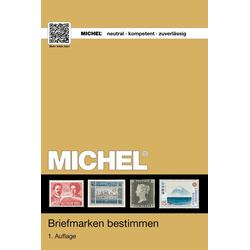 MICHEL Briefmarken bestimmen: Buch von