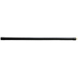 K&M 227 Schwanenhals, schwarz