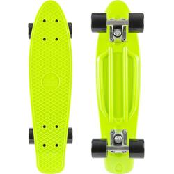 Star-Skateboard Skateboard, Kicktail grün