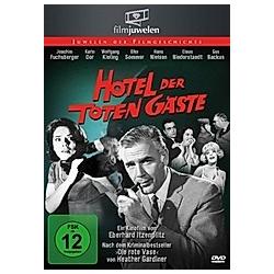 Hotel Der Toten Gaeste (Filmjuwelen) - DVD  Filme