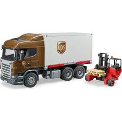 Scania R-Serie UPS Logistik-LKW m. Sta