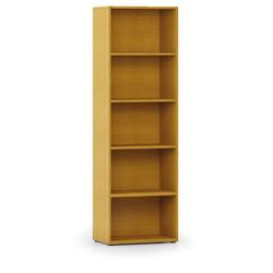 Bücherregal integro niedrig, kirschbaum