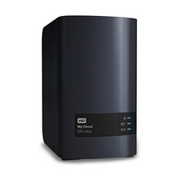 Western Digital My Cloud EX2 Ultra NAS-Gehäuse