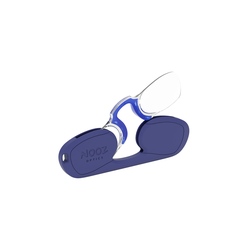 Nooz NAVYBLUE - - NAVY BL LL Kunststoff Eckig Blau/Blau +3.0 Fertiglesebrille; Lesebrille; Fertiglesehilfe; Lesehilfe | 3,00 | 0,00 | 0,00