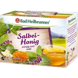 Bad Heilbrunner Salbei-Honigtee