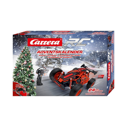 Carrera® Spiel, Carrera RC Adventskalender - 2,4 GHz Car