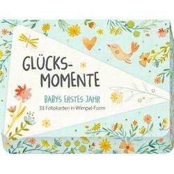 Fotokarten-Box - Glücksmomente