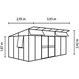 Vitavia Aphrodite 11500 Alu HKP 10 mm 11,5 m2