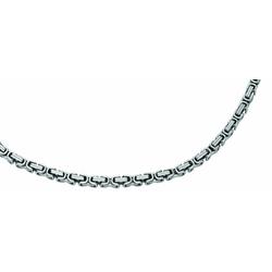 Adelia´s Armband Edelstahl Königskette Armband 21 cm